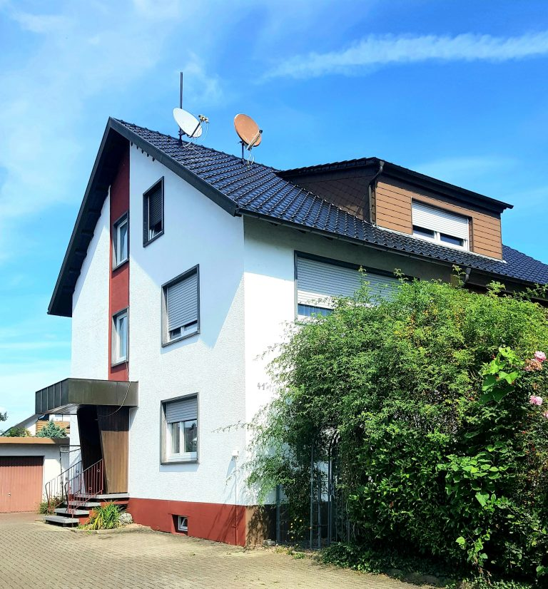 gepflegte Wohnung in Kuppenheim